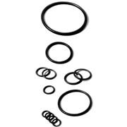 Кольцо резиновое круглого сечения фото