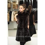 Шубы с натурального меха, пальто фото