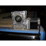 Поворотное устройство 4 ось длина 120см диаметр 10см под балясины для фрезерно-гравировальных станков фото