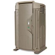 Краткосрочная аренда туалетной кабины High Tech фото
