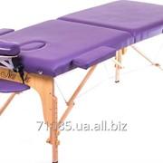 Стол складной массажный деревянный PREMIERE фото