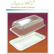 Асептическая упаковка, пластик пищевой, одноразовая фото