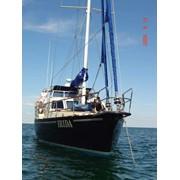 Яхта Irida фото