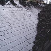 Плитка износостойкая из каменного литья (базальта) фото