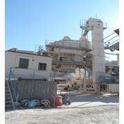 Асфальтовый завод Benninghoven MBA 160 б/у фото
