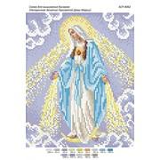 """Схема Схема для вышивки бисером """" Непорочное зачатие Пресвятой Девы Марии"""" фото"""