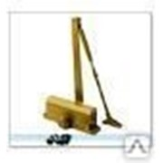Доводчик двери до 100 кг E-604 Gold фото