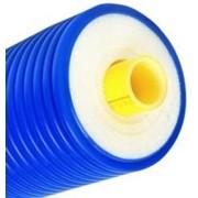 Изолированные трубы для отопления, горячего (ГВС) и холодного (ХВС) водоснабжения. фото