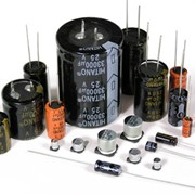 Радиоэлектронные детали, компоненты фото