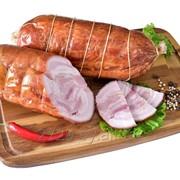 Продукт из свинины мясной Бекон Княжеский люкс фото