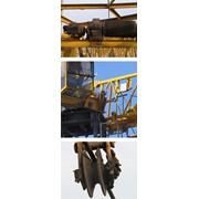 Наладка, монтаж, модернизация эл./оборудования, приборов безопасности кранов фото