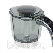 Резервуар (контейнер, емкость) для гейзерной кофеварки DeLonghi EMKP63.B 7313285599. Оригинал фото