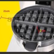 HFX-01 Вафельница круглая/глубокая 20/2.7см фото