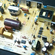 Монтаж электронных компонентов фото