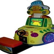 Автоматы игровые Baby racing детская гонка фото