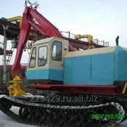 Лесоштабелер ЛТ-72 фото