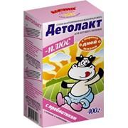 Смесь молочная высокоадаптированная Детолакт Плюс фото