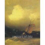 Картина на холсте Море Айвазовский фото