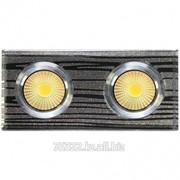 Светодиоды точечные LED JC65648-2 2х3W 5000K фото