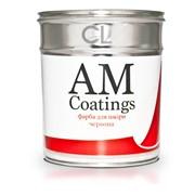 Красная краска для кожи AM Coatings 950 мл фото