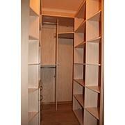Гардеробная мебель на заказ в алматы фото