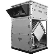Бесканальные крышные приточно-вытяжные установки с рекуператором DAWGo, Juwent фото