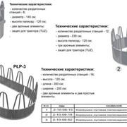 Кормушка-луговая полисадная PLP фото