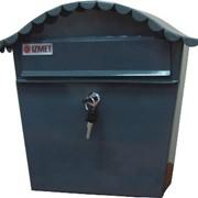 Почтовый ящик индивидуальный ЯK-2 фото