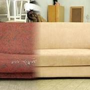 Перетяжка, ремонт мягкой мебели, реставрация, обивка мебели фото