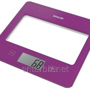 Весы Кухонные Sencor Sks5025Vt, арт.136851 фото