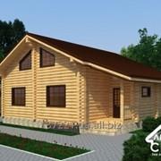 Деревянный дом под ключ «Легенда» фото