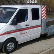 Выездная техпомощь и эвакуатор от 150 грн фото