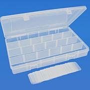 Коробка рыболова Mikado ABM 309 (35.5 x 22 x 4.8 см.) фото