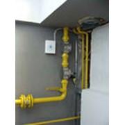 Монтаж наружного и внутреннего газоснабжения фото