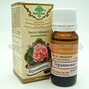 Эфирное масло Герань, 10 мл Никитский Ботанический Сад при стрессе, простуде, кожных заболеваниях фото