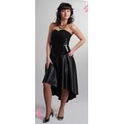 Платье с пайетками фото