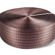 Лента текстильная TOR 6:1 180 мм 21000 кг (коричневый) фото
