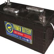 Аккумулятор для трактора и спецтехники 215 Ач фото