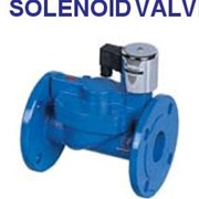 Клапан электромагнитный серии VF PN 10 DN 150 фото