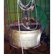 Оборудование по очистке от накипи теплотрасс фото