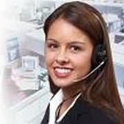 Услуги контакт центра (call центра) фото