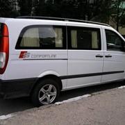 Перевозка пассажиров и мелкого груза на микроавтобусе Mercedes Vito по Украине фото