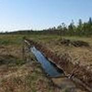 Противоселевая гидромелиорация земель фото