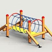 Детское сооружение Модель СГ22 Игровые комплексы серии Природа фото