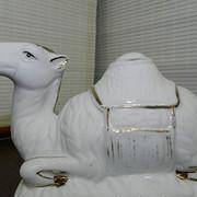 Верблюд из фарфора фото