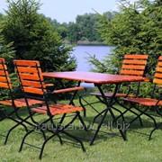 Мебель для летних площадок фото
