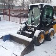 Уборка снега с вывозом фото