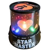Проектор звездного неба Star Master Люблю Тебя Черный фото