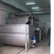 Система мойки и дезинфекции для мясоперерабатывающих предприятий фото