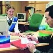 Открытие счета для приема платежей кредитными карточками фото
